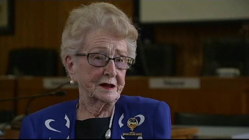 Liliane Brady, primarul oraşului Cobar