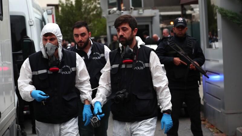 ancheta Jamal Khashoggi