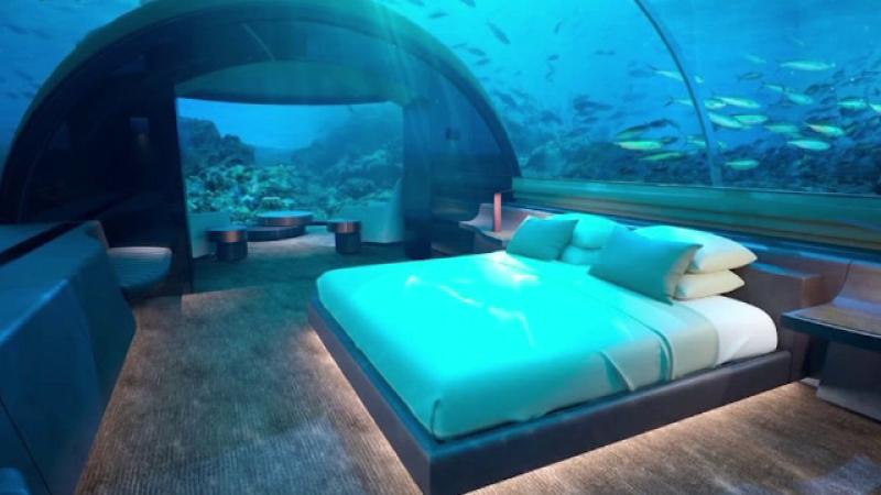 Hotel in Maldive