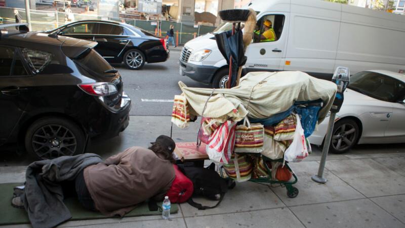 Oameni ai strazii San Francisco