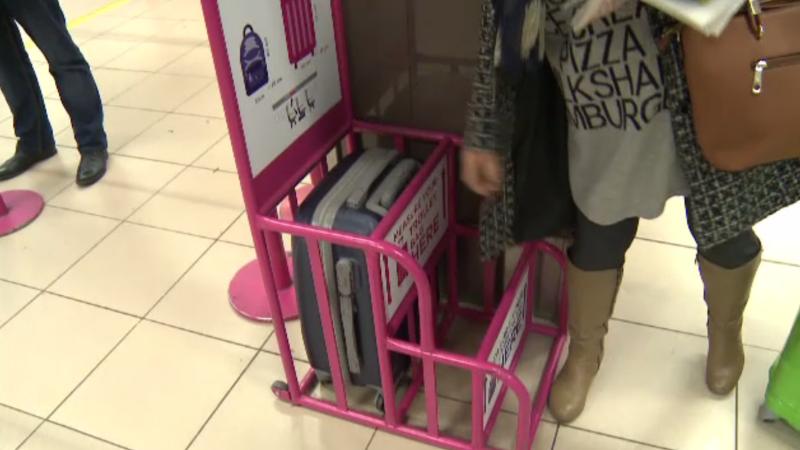 Wizzair şi Ryanair, nouă politică de preț pentru bagajele de mână. Cât vom plăti