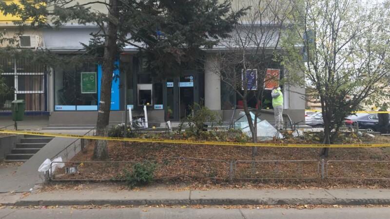 explozie bancă Bolintin Vale