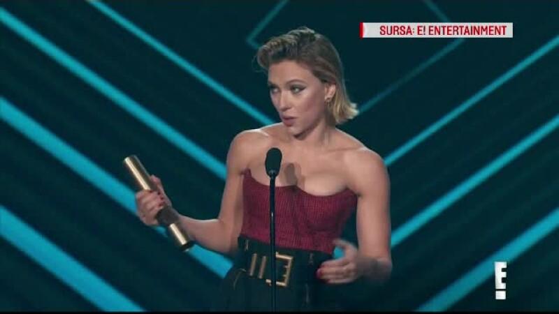 """Premiile People's Choice. Cel mai bun film din 2017 a fost ales """"Avengers: Infinity War"""""""