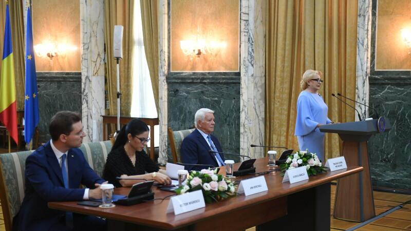 Viorica Dăncilă, Victor Negrescu