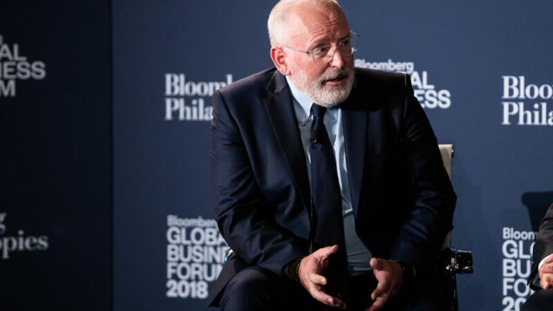 Timmermans, criticat de guvernul turc fiindcă a cerut să se recunoască victoria opoziţiei