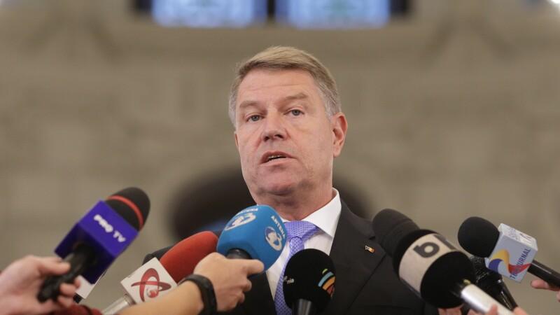Klaus Iohannis Cotroceni