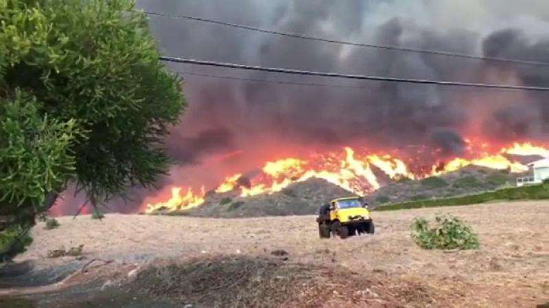Cel mai ucigător incendiu din istoria Californiei. Șeriful unui oraș a cerut trei morgi mobile