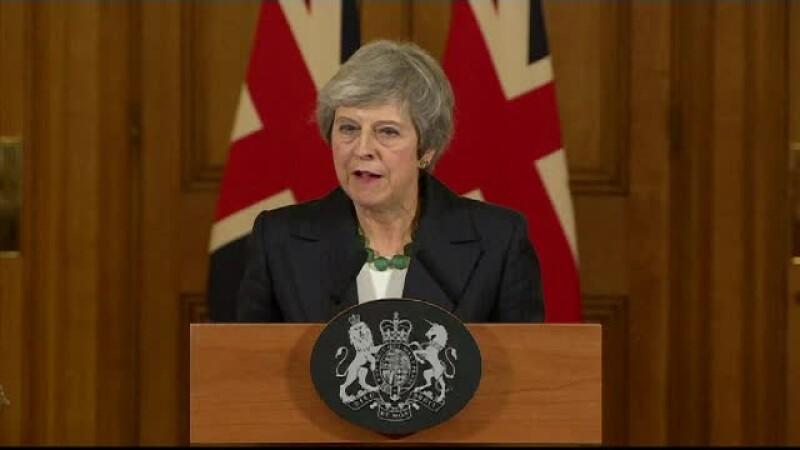 Theresa May, mulţumită de acordul pentru Brexit. Preţul plătit de guvernul de la Londra