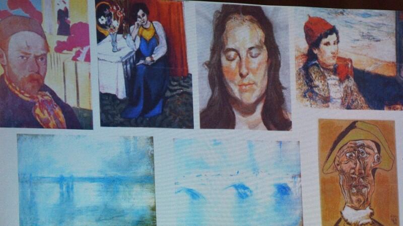 tablourile furate din Olanda