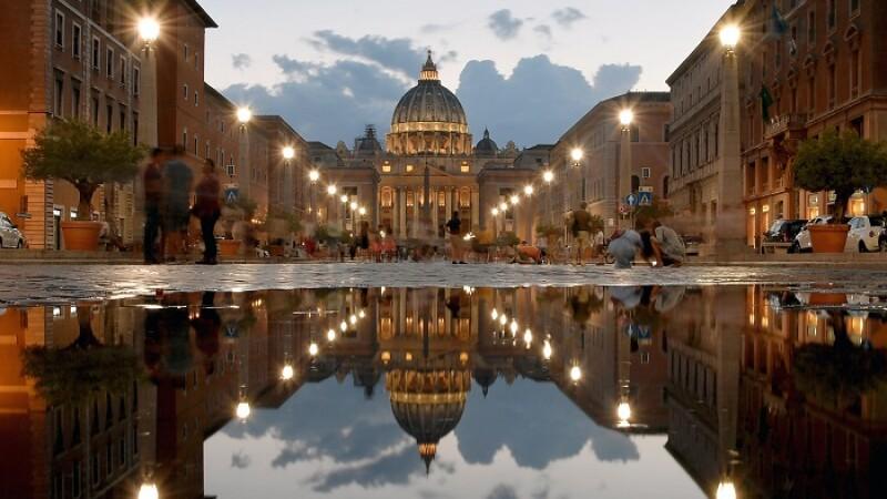 Roma, Italia - AFP/Getty