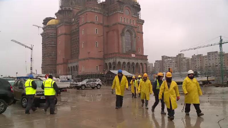 catedrala mantuirii neamului, sfintire, slujba de sfintire, catedrala