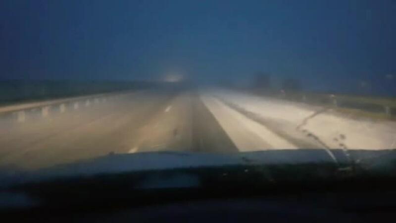 zapada autostrada soarelui