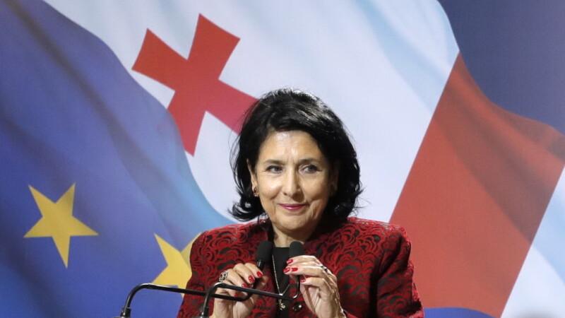 Salome Zurabișvili