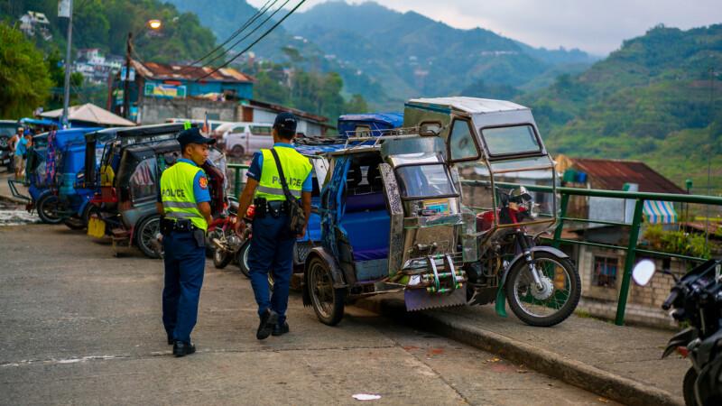 politie filipine
