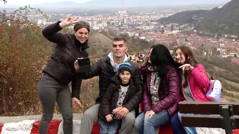 turisti, familie
