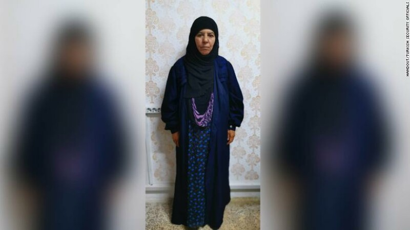 sotia liderului ISIS
