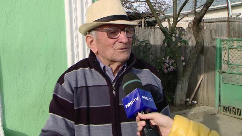 Mesajul unui bătrân de 101 de ani din Iași care a mers la vot