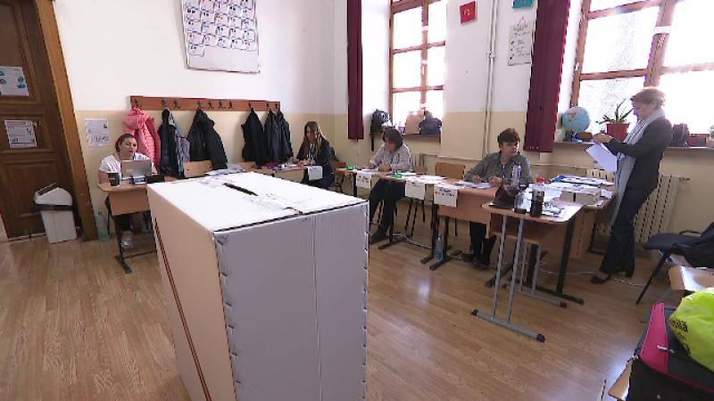 Motivul bizar pentru care mai multe secții de votare din Capitală au fost goale toată ziua