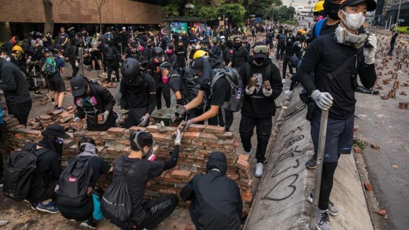 Violente în Hong Kong - 9