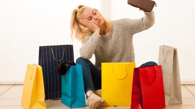 sindromul cumpărăturilor