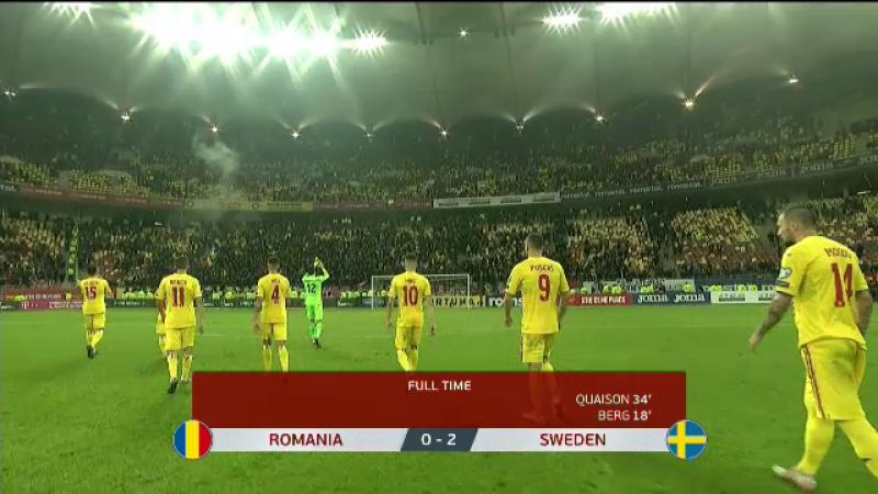 România - Suedia