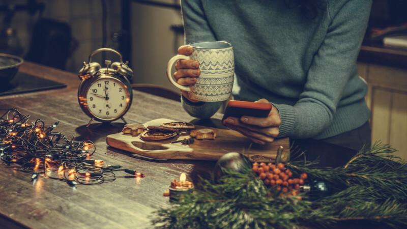 zile libere Crăciun și Revelion