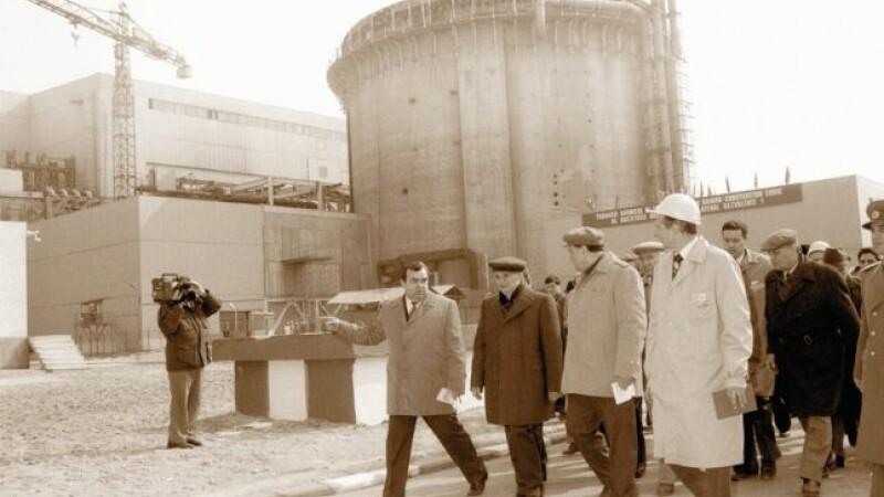 Cum s-a spulberat visul lui Ceauşescu cu bomba nucleară românească
