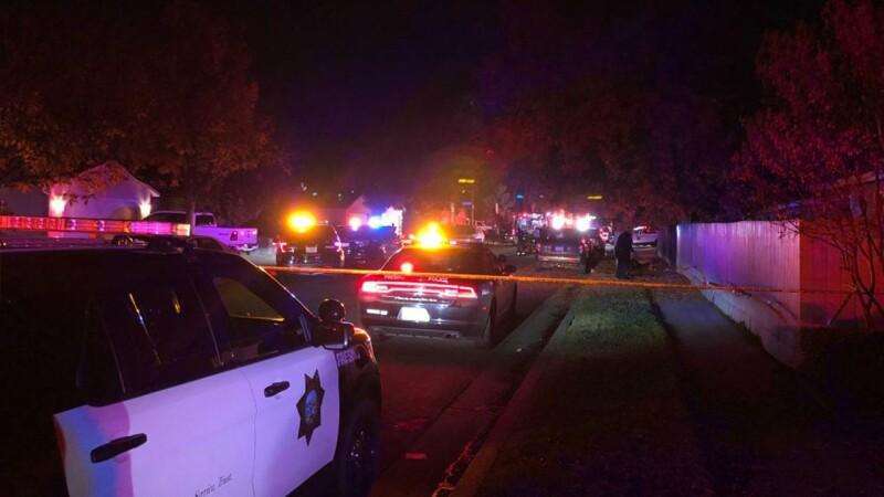 Masacru în California