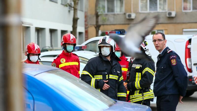 Trei decese într-un bloc din Timișoara - 2