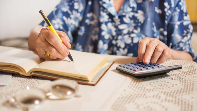 calculare pensii