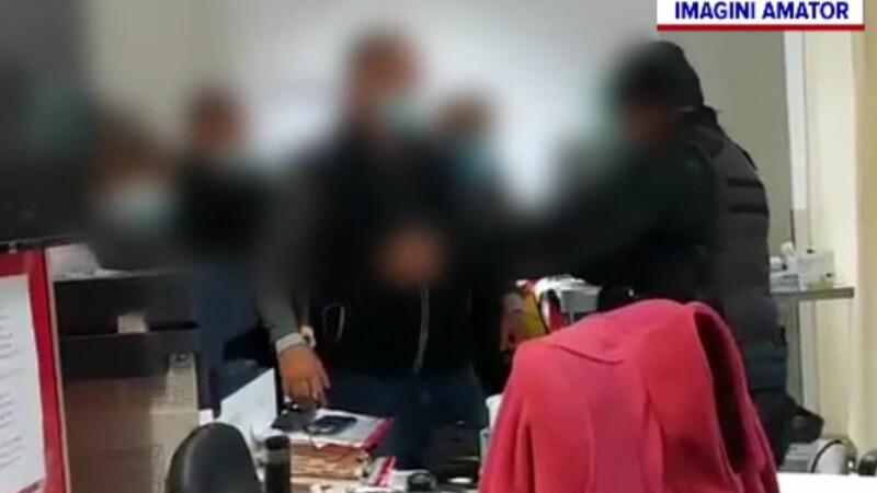 Scene violente în terapia intensivă a spitalului din Baia Mare. Familia unei bolnave a sărit la bătaie