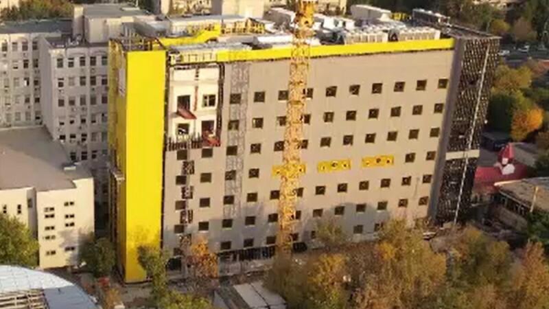 Cum arată primul spital pentru copii cu probleme oncologice din România, construit de Asociația \