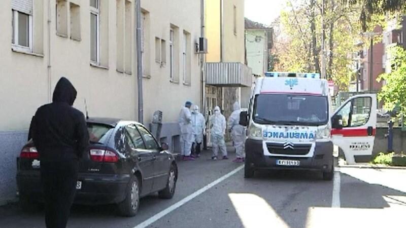 Situație catastrofală în Serbia, din cauza pandemiei de Covid-19
