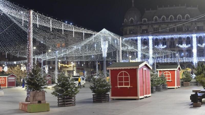 Târgul de Crăciun din Craiova
