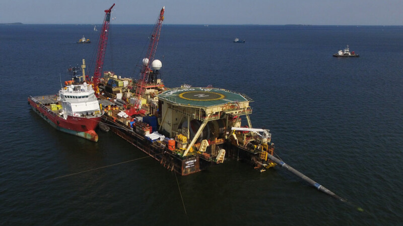 Se reiau lucrările la controversatul gazoduct Nord Stream 2, după un an de pauză