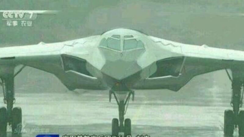 Bombardierul chinez H-20
