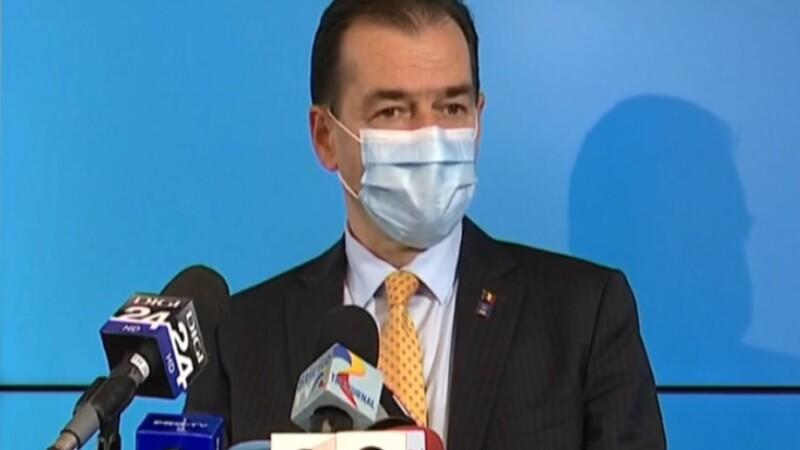 Orban: O parte dintre restricții ar putea fi eliminate, dacă infectările vor scădea. Ce spune despre redeschiderea piețelor
