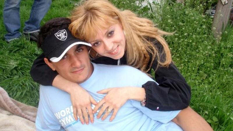 Marian Dragulescu si Larisa