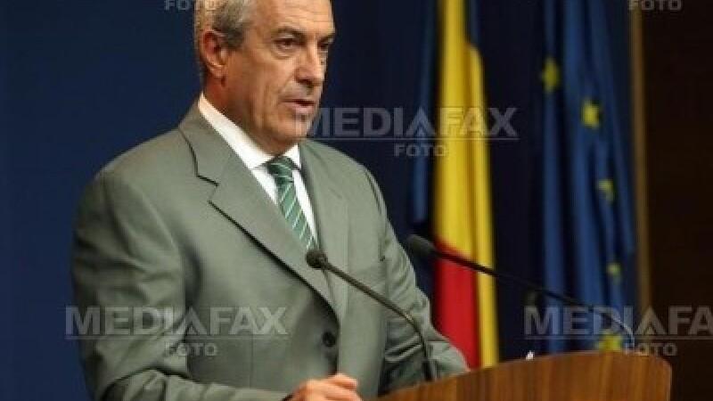 Tariceanu l-a propus pe Anton Anton pentrufunctia de ministru al educatiei