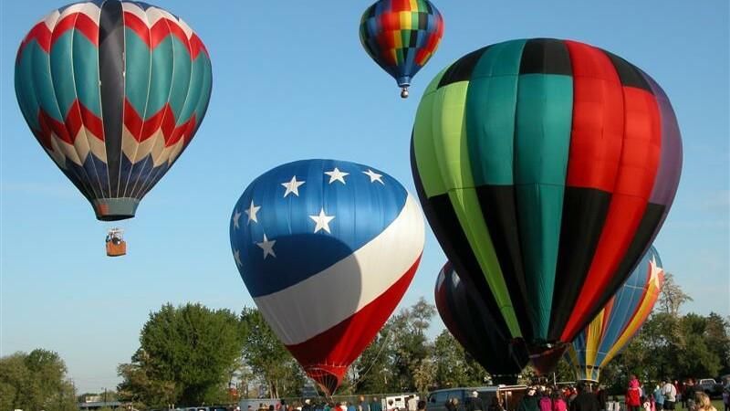 Mexic: S-a dat startul festivalului international de baloane cu aer cald