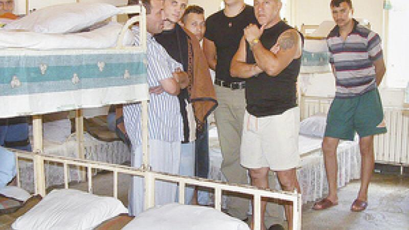Consiliul Europei avertizeaza: penitenciarele romanesti sunt suprapopulate