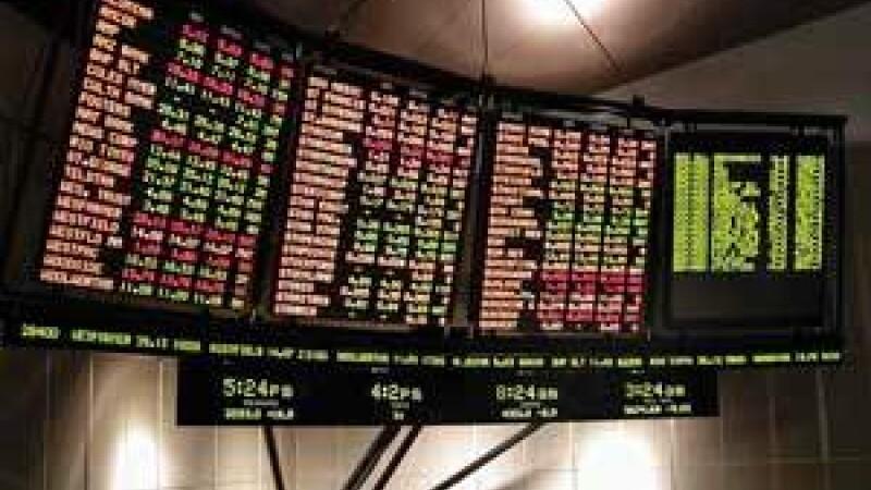 Bursele europene isi revin la sfarsit de saptamana