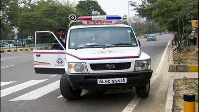 Politia indiana