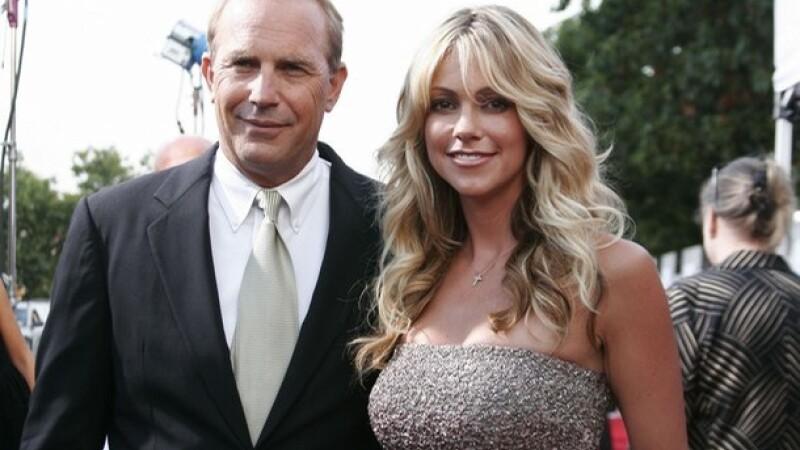 Kevin Costner si sotia