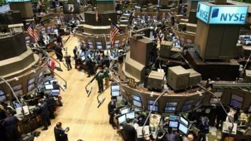 Bursa de la New York a crescut cu peste 4%, dupa reducerea dobanzilor