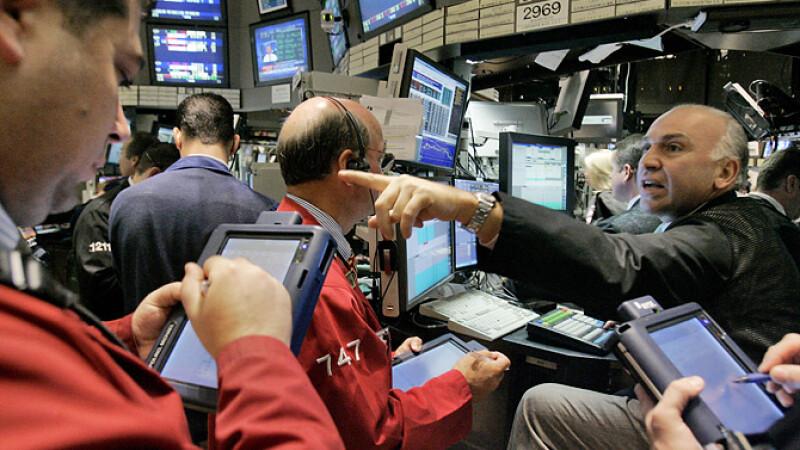 Bursele europene au inceput saptamana cu stangul: au scazut cu 2%