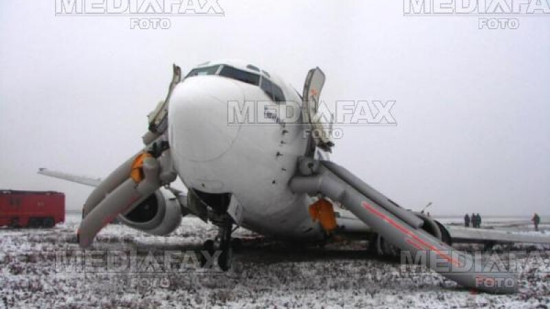 Accident Tarom