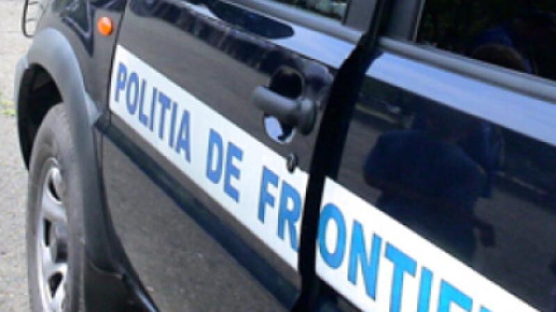 Politia de frontiera