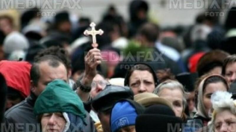 Moastele Sfantului Gheorghe vor ajunge la Sibiu