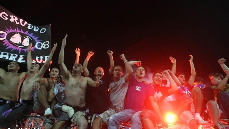 Suporteri FC Timisoara